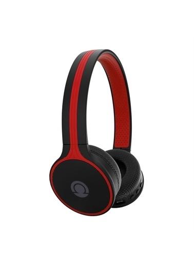 Preo Preo My Sound Ms08 Bluetooth Kulaküstü Kulaklık Kırmızı